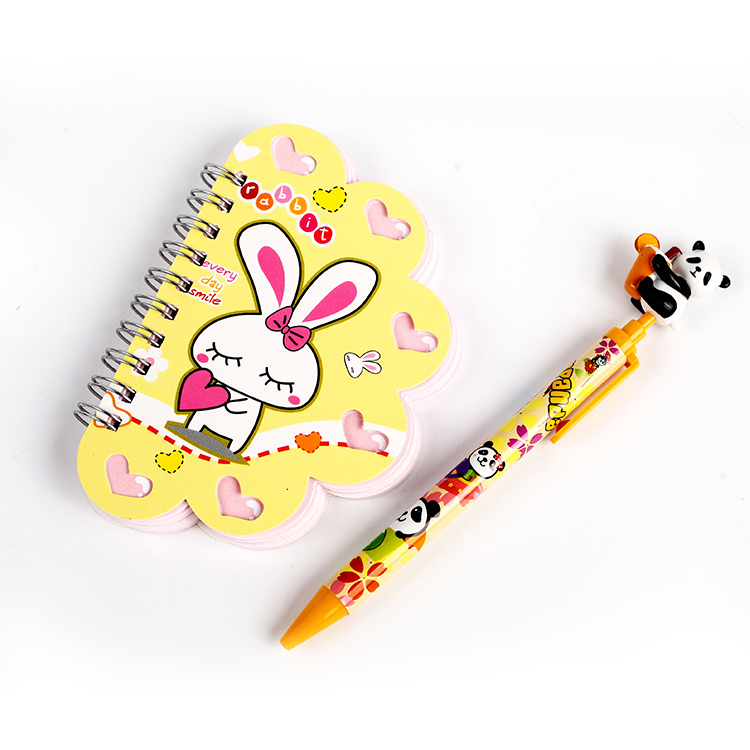 10 Years Experience Offer Credit b4 size paper notebook with pen