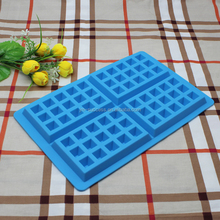 Good quality practical food grade silicone mold for cake for sale