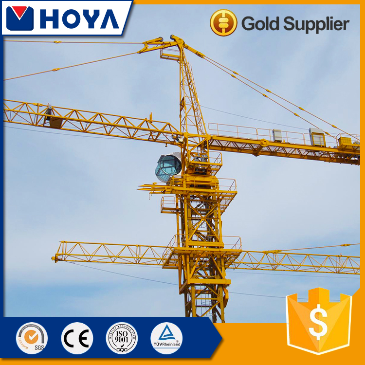 Construction machinery hot sale QTZ series tower crane parts