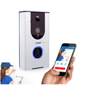 PIR Battery smart doorbell camera wifi with notifications by pictures