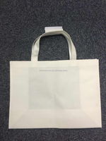 2015 hottest promotion canvas cotton tote bag