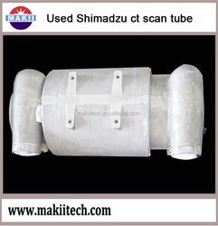 used Shimadzu CT scanner and X ray equipment tube GS-2075