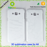 sublimation transfer printing blanks 3d cell phone cases