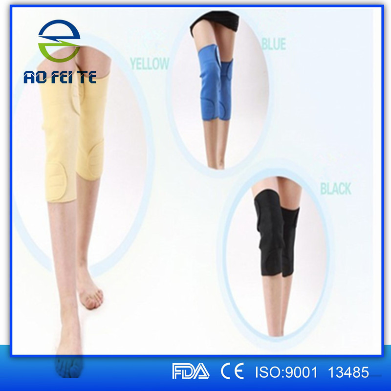 health care medical warm tourmaline magnetic knee pads