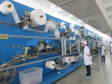 Producing on production line