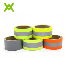 Factory Price High Visibility Fluo Fire Resistant Reflective Fabric Fireproof Tape