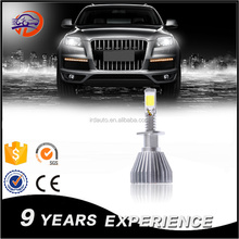 IRD-03-H1 2017 new product oem 8000k 12v durable silver aluminum auto accessories led headlight