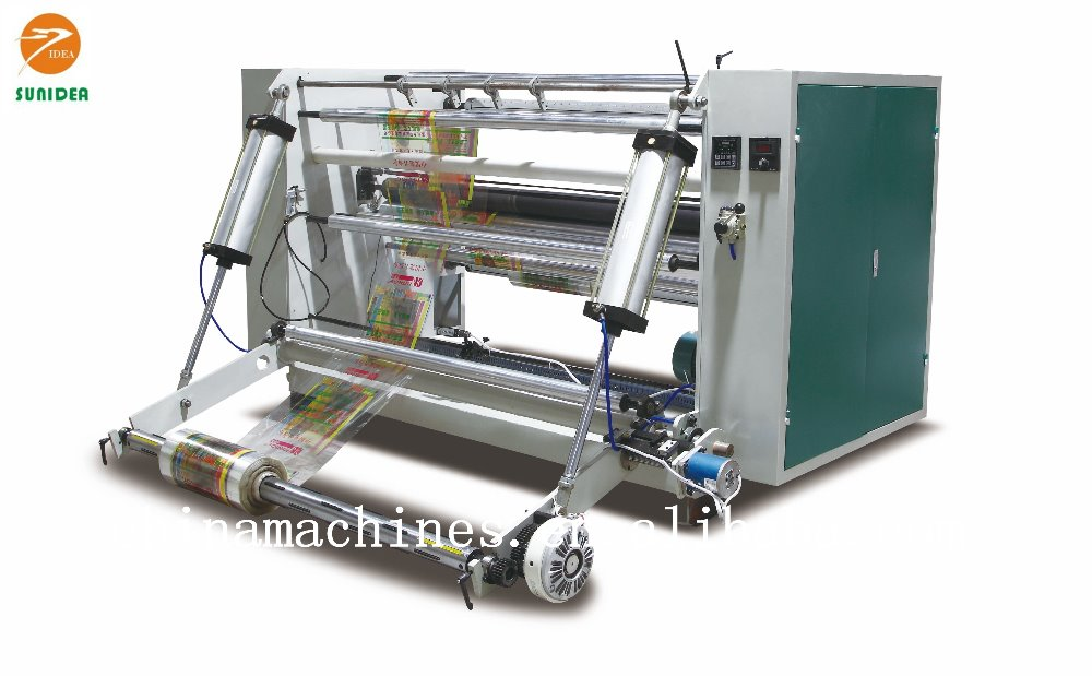 New product automatic hydraulic loading SDJ300-1600 Horizontal slitting machine