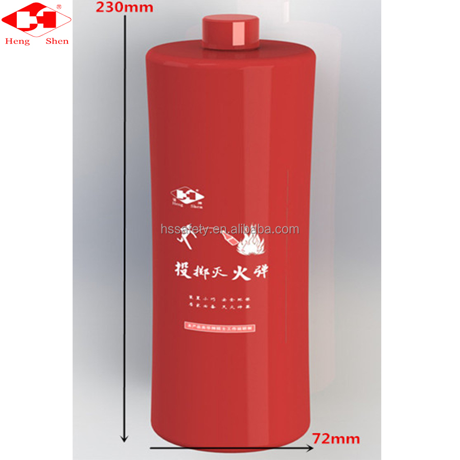 600ml Automatic Throwable Handy Fire Extinguisher Hot Sale
