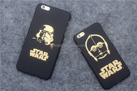 New arrival protect OEM star war ultra thin matt phone case for iphone 6/6s/6s plus