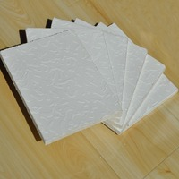 calcium silicate waterproof bathroom plastic wall siding panel
