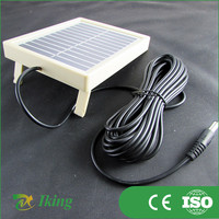 frame plastic photovoltaic 1w solar panel 6v for small toy battery