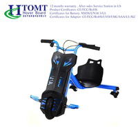 New products 3 wheel electric scooter 100W electric motor kick scooter