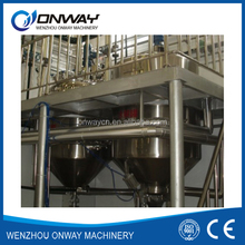 PL high efficient oil blending plants