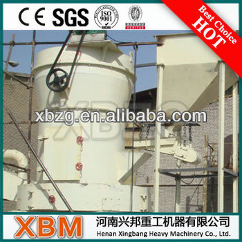 XBM Widely Used Mineral Raymond Mill For Marble/Dolomite
