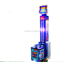 redemptin game King of hammer hitting arcade ticket lottery game machine in coin operated redemptin game