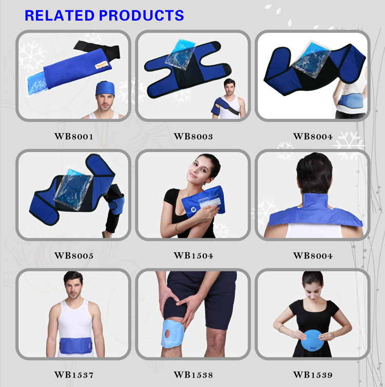 Portable Practical Medical Instant Ice Pack For Your Pain Relief