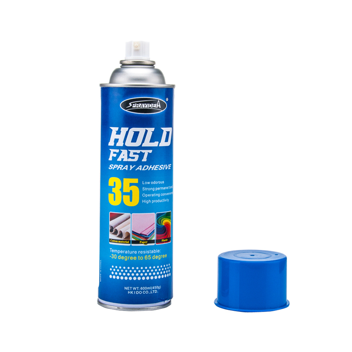 Best Super Multi-purpose Spray Glue Adhesive For Pvc Abs Plastic