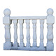 Natural Stone New Designs Marble Baluster Balcony Stair Railing