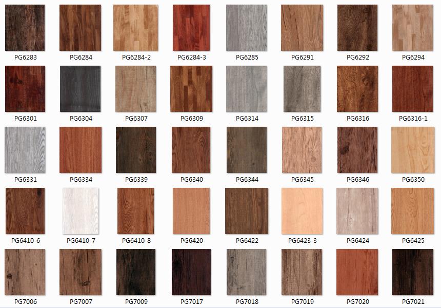 Hot Sale Anti Static Vinyl Floor Tile Multi Core Oak