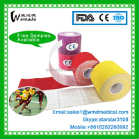 Medical Adhesive&Cotton Material Properties And Medical Adhesive Type Kinesiology Tex Tape