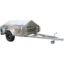 outdoor camping 4x4 camper trailers