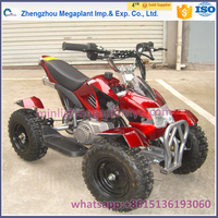 gasoline single cylinder 2 strokes 4x4 wheeler atv for adults for sale price