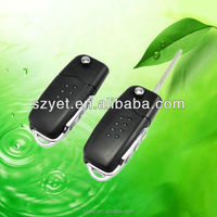 New design security system car key frequency auto motorcycle alarm