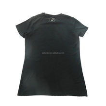 Best Selling Design Printed Black t Shirts for Wholesale