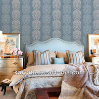 classic style household elegant home wallpaper from the factory