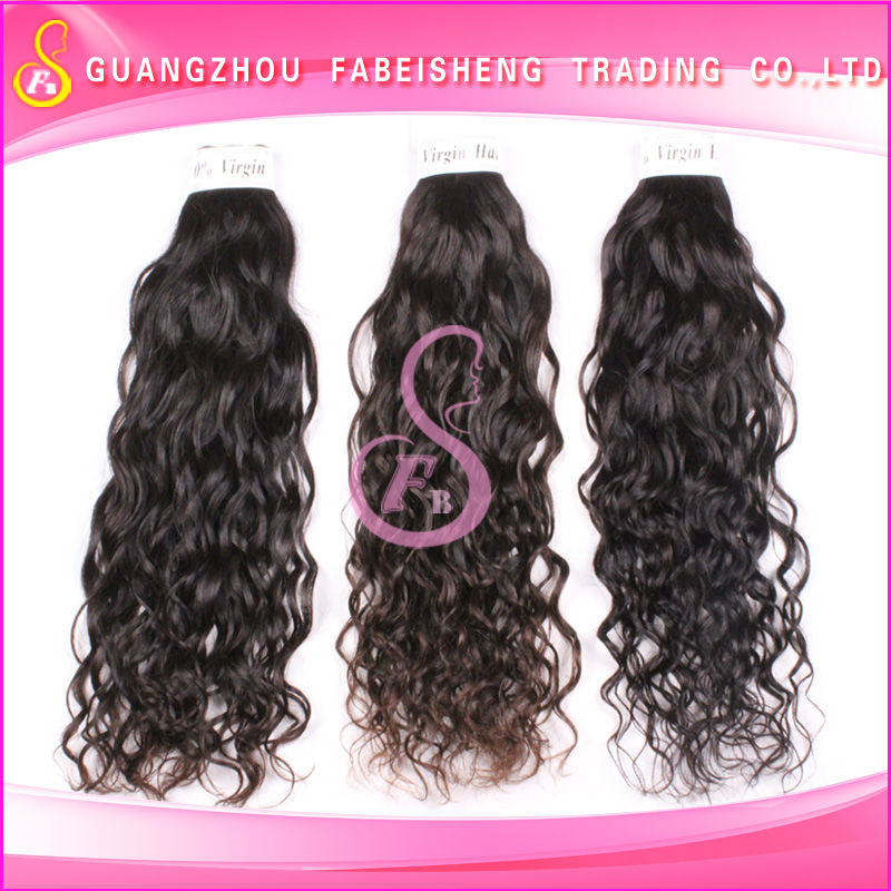 Lowest price wholesales virgin 100 human freetress hair