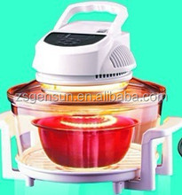 High quality Convection halogen microwave oven 12L-17L with digital screen
