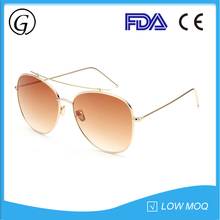 Yiwu wholesale vintage metal sunglasses for men