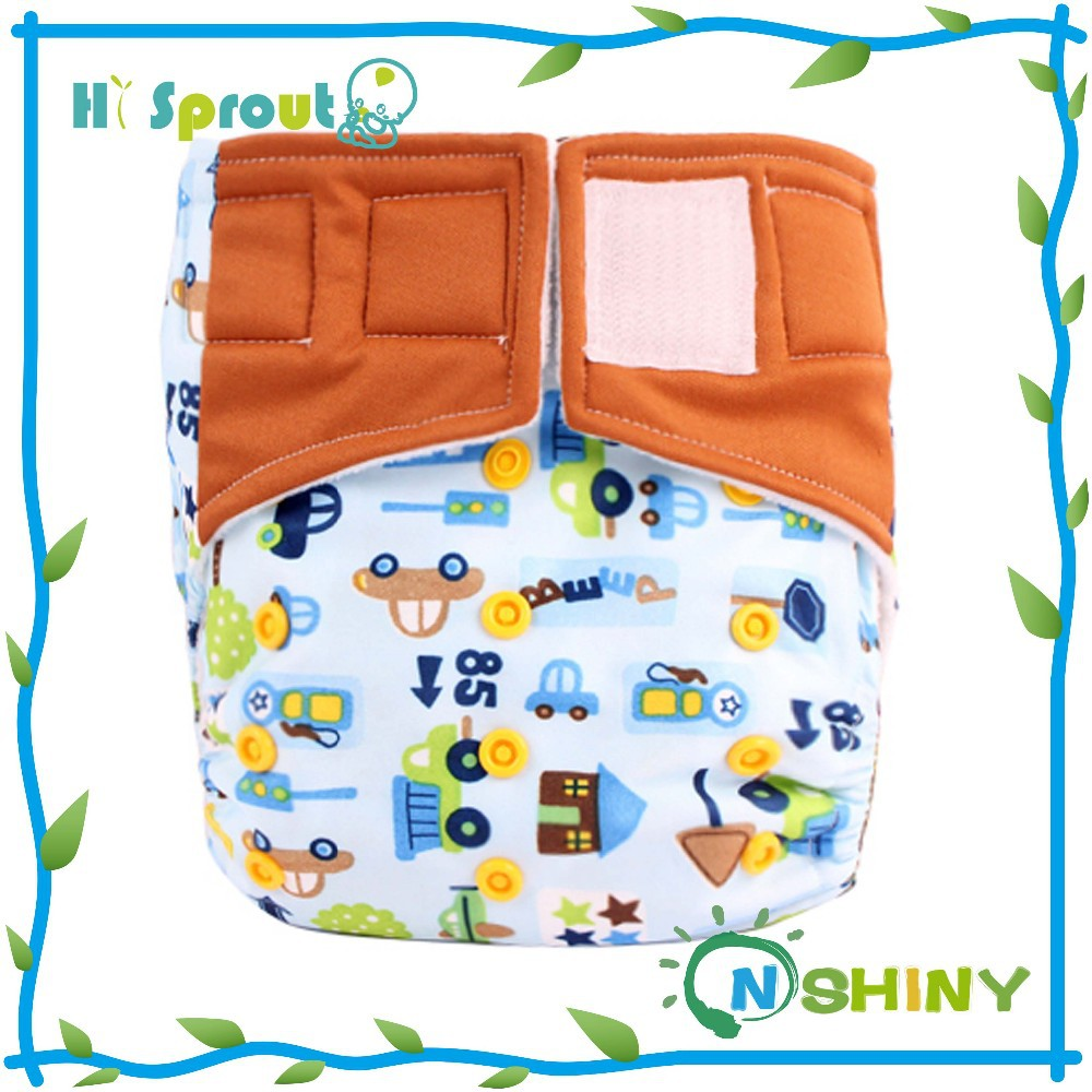 Professional OEM manufacturer baby care reusable pocket cloth diapers