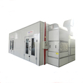 Hot sale spray painting machine /wood finishing spray booth LY-120