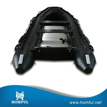 rigid boat semi-rigid inflatable boat pvc or hypalon inflatable rib boat
