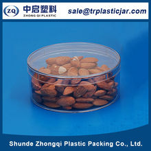 Quality Assurance 480ml round PS plastic box,480ml round button storage containers
