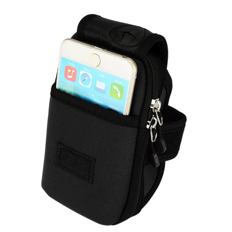 Running Arm Bags For Cellphone Armband Pouch Waterproof Sports Wrist Phone Bag