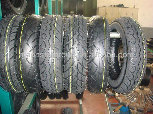 new pattern scooter tubeless motorcycle tire 350-10 motorcycle tire and tube