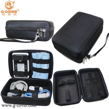 High quality best price universal protective case eva tool case, electronic accessories organizer