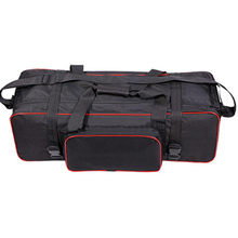 76*23*29cm Large Carry red head bag with Strap for Tripod, Light Stand, Photo video Light for Photo Studio Equipment
