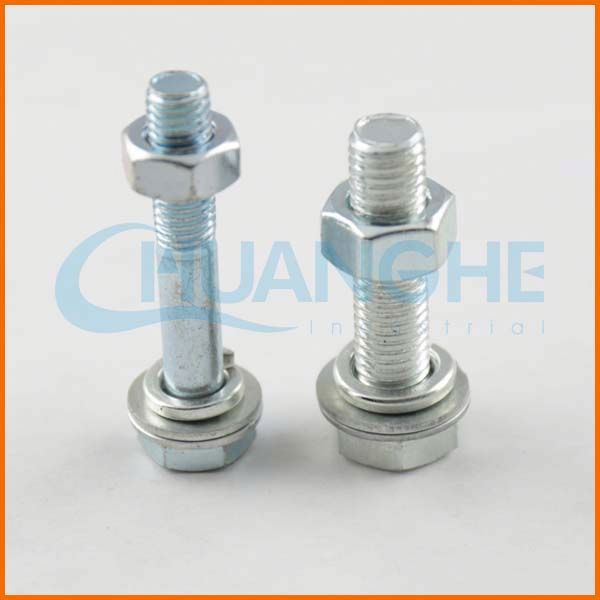 china supplier inconel 718 double end studs