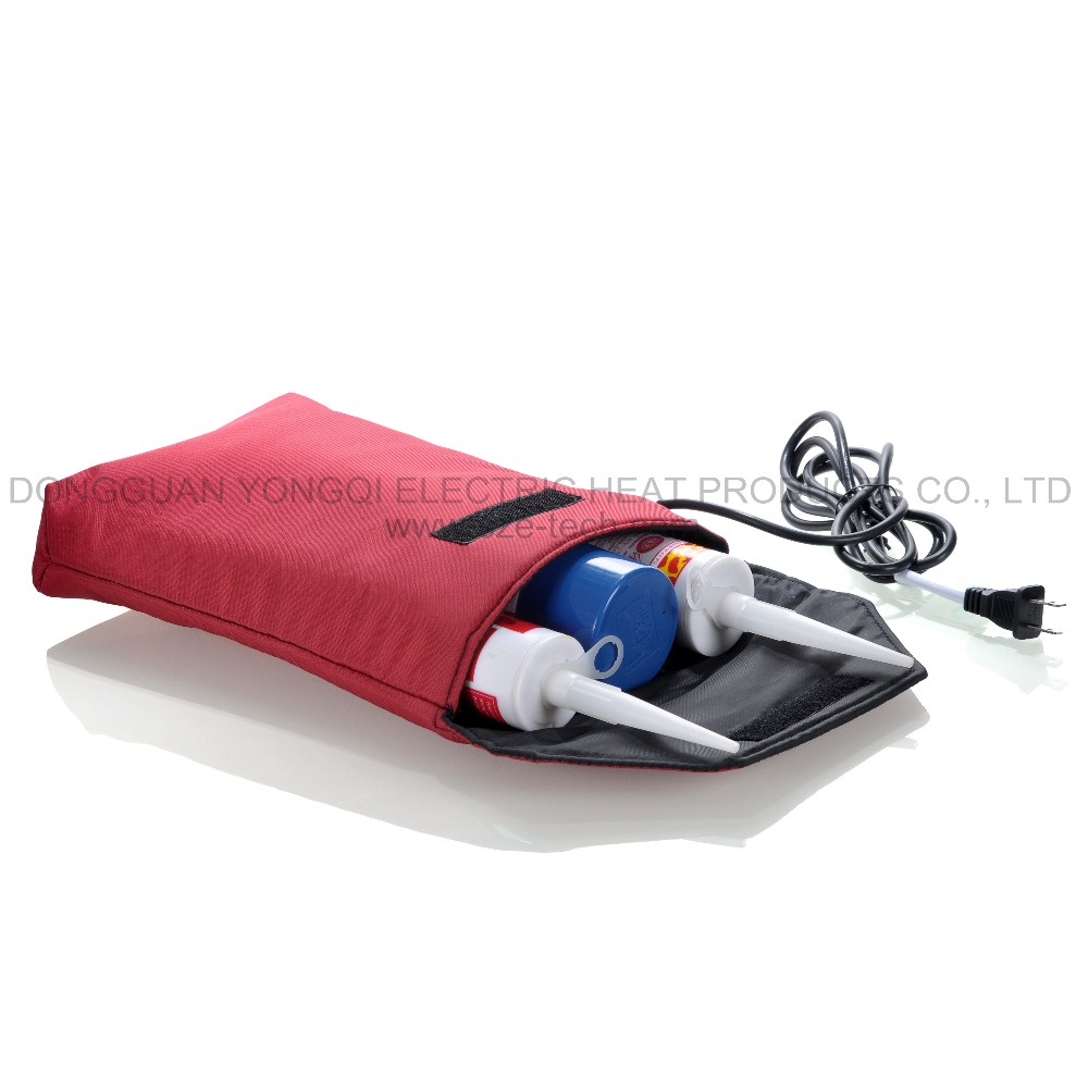 Electric heating bag, heating pad for tools