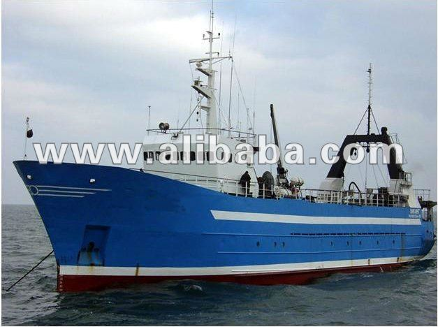 Stern Trawler Fishing Vessel