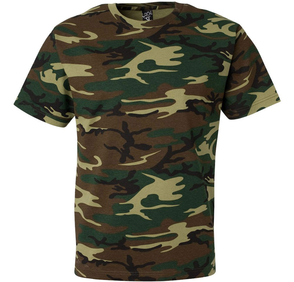 High quality cool t shirt for men solid t shirt wear comfortable in daily camouflage t shirt