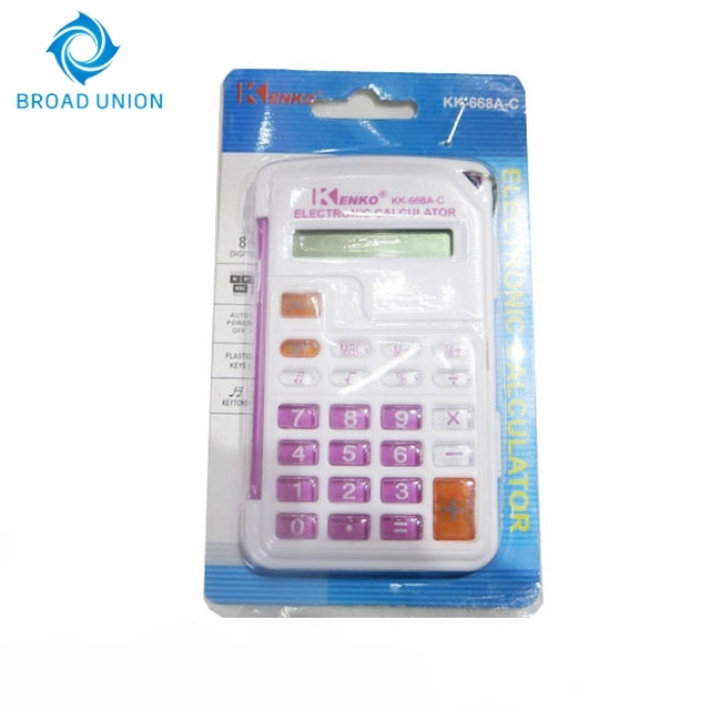 Hot Sale Small 8 Digit Electronic Scientific Calculator