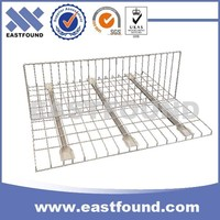 Welded Separated Fence Panels Stand Zinc Wire Mesh Divider