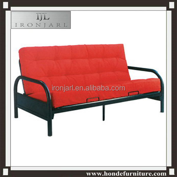 folding metal sofa cum bed