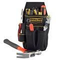 Multifunctional small waist tool bags belt for electrician