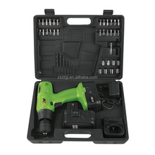 42PCS ZW-CD006 Cordless drill kit / Cordless drill set / Cordless Electric Drill set ZWCDS42A-CD006